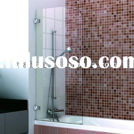 shower screen/shower door for bathtub screen on bathtub