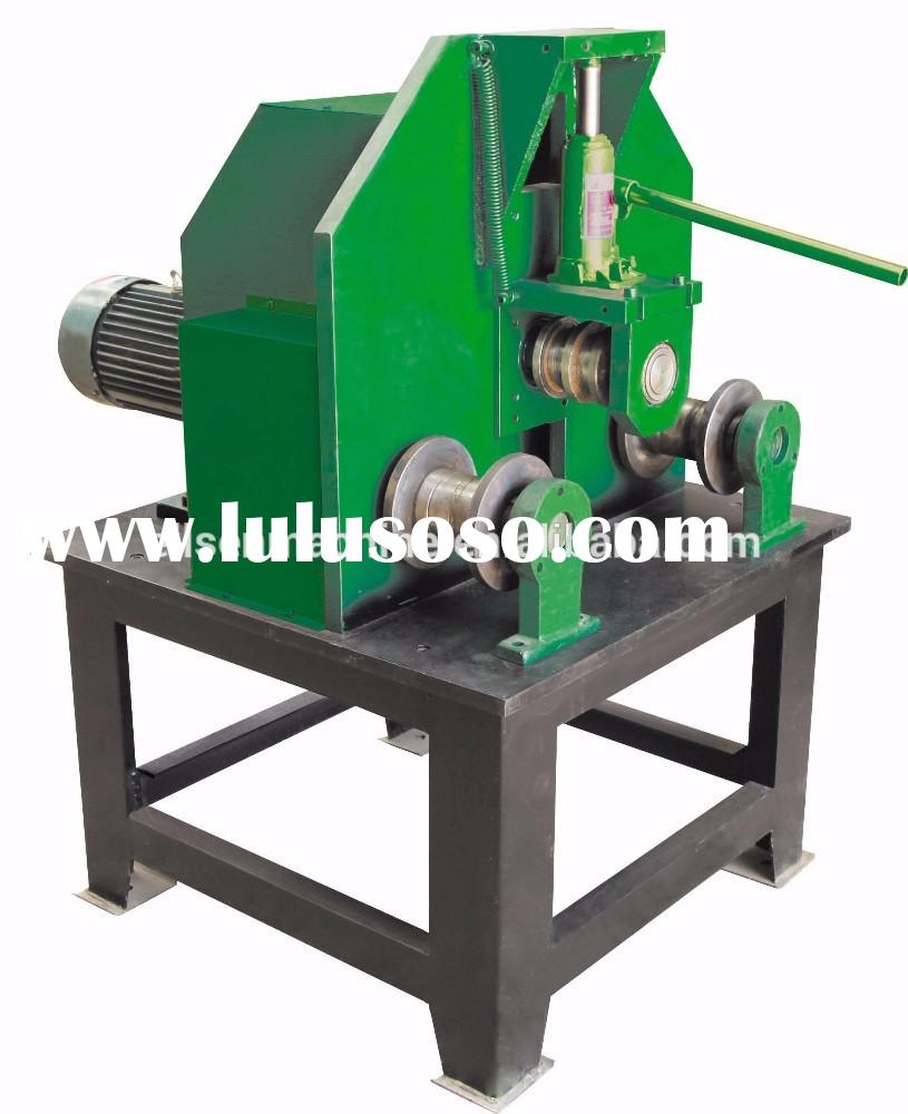 square tube bending machine, multi-function manual hydraulic pipe bending machine price