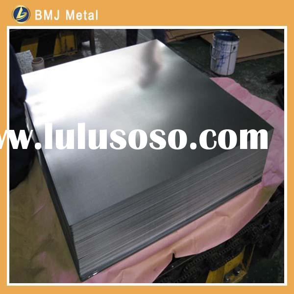 tin plate sheet for roof