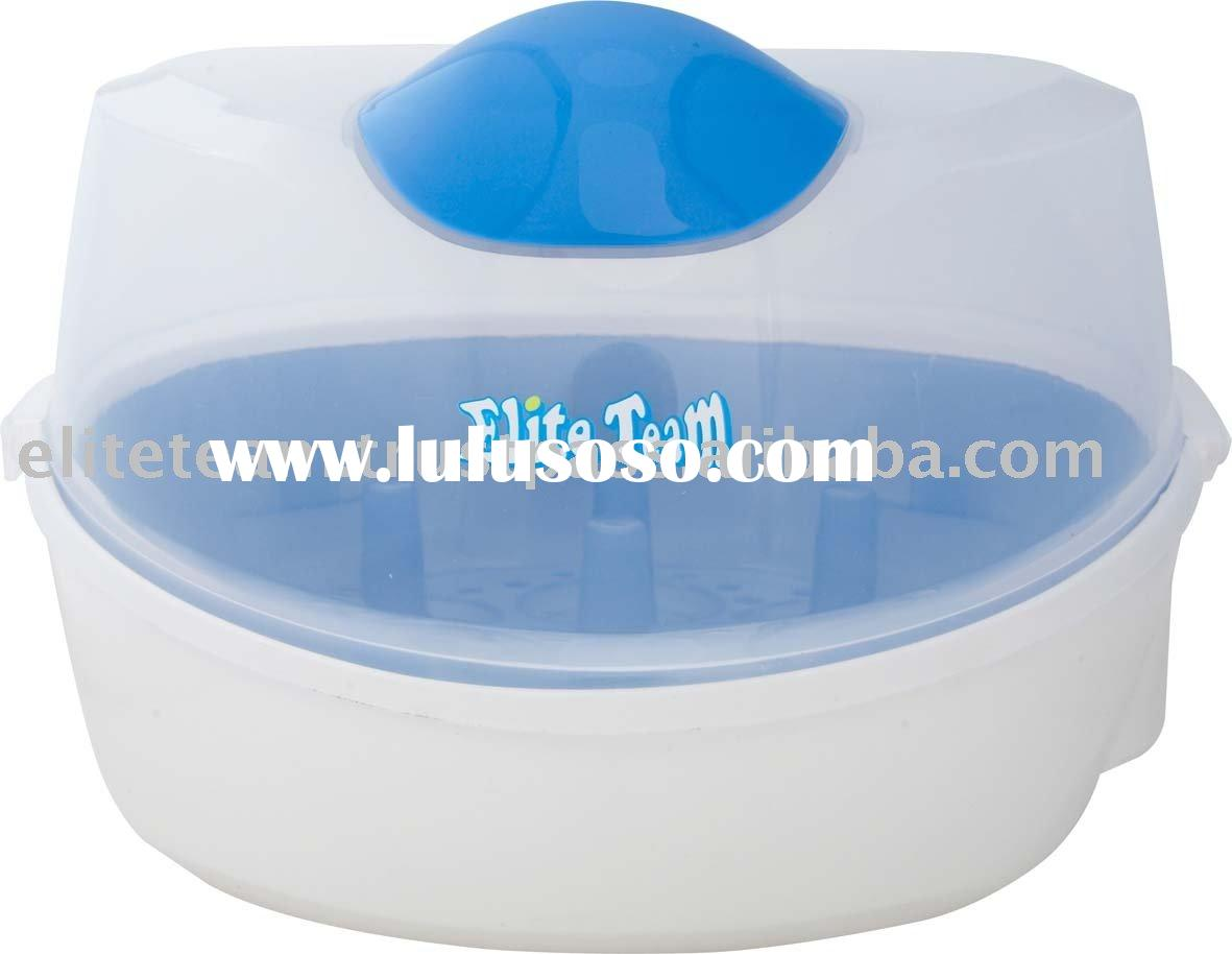 Baby Bottle Sterilizer For Microwave Oven