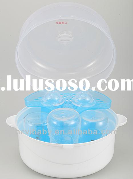 Baby products supplies Microwave bottle sterilizer XB-8603