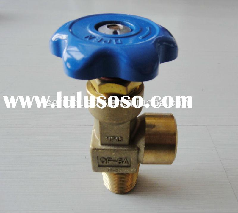 CGA870-4 Natural gas cylinder valve CGA cylinder valve High Flow Relief Valve