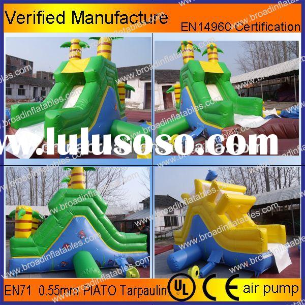 Durable water slide,inflatable aqua park pool toy for adult for adult and kids