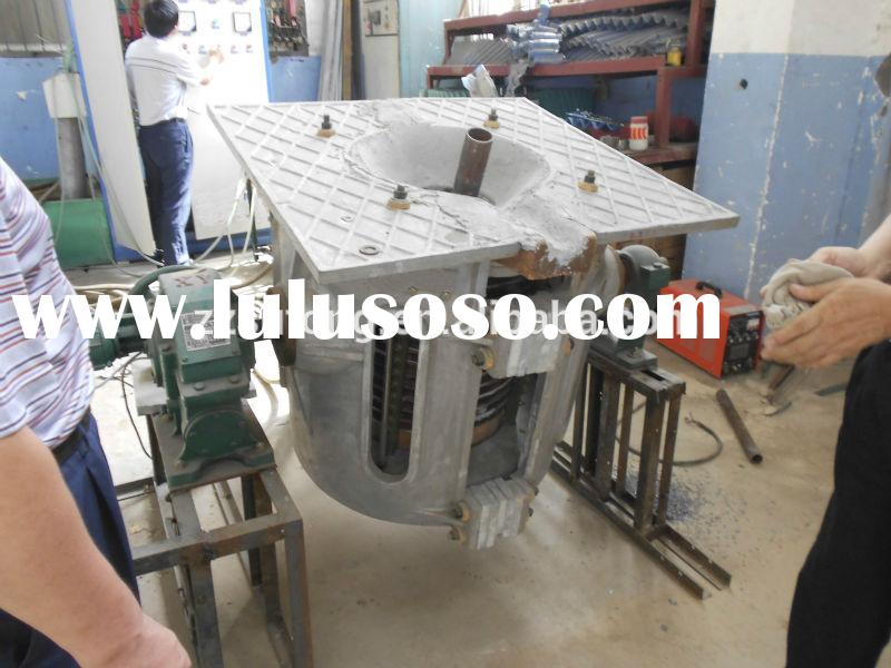 GWT-0.05 Small copper melting Induction Furnace