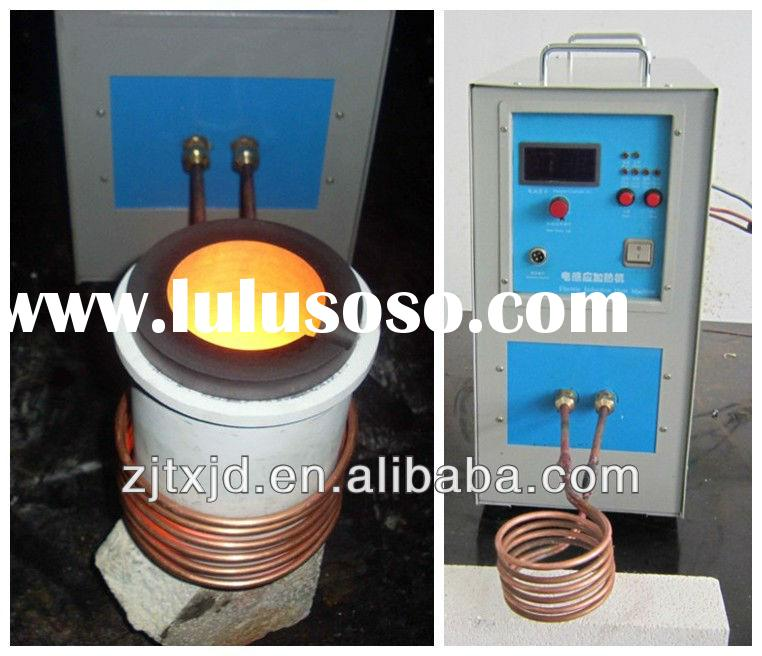 Gold/Silver/Copper/Aluminum/Steel/Iron Small Induction Melting Furnace