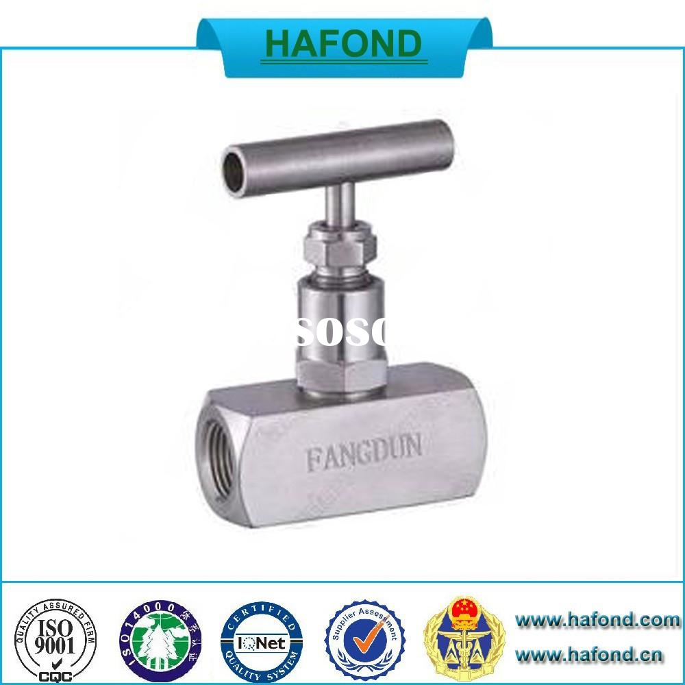 High Grade Certified Factory Supply Fine Auto Shut Off Water Valve