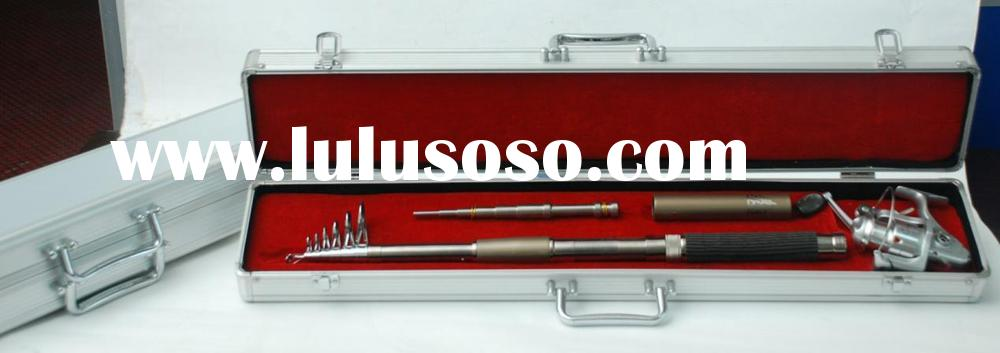 Hot selling titanium fishing rods for sale