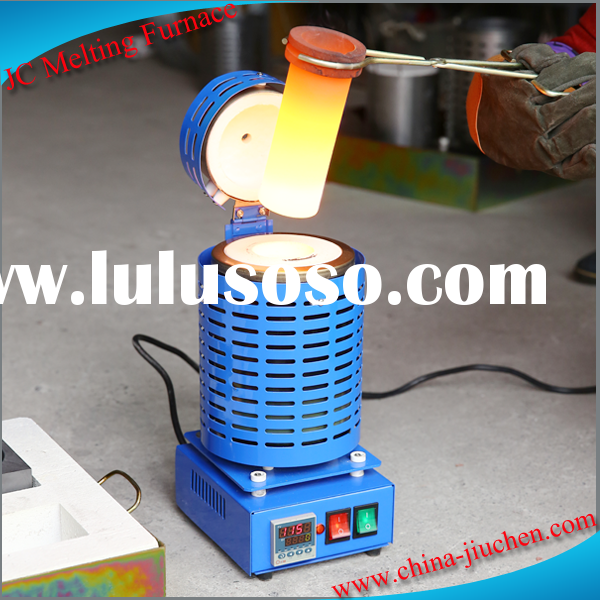JIUCHEN high quality small gold/silver/copper melting furnace