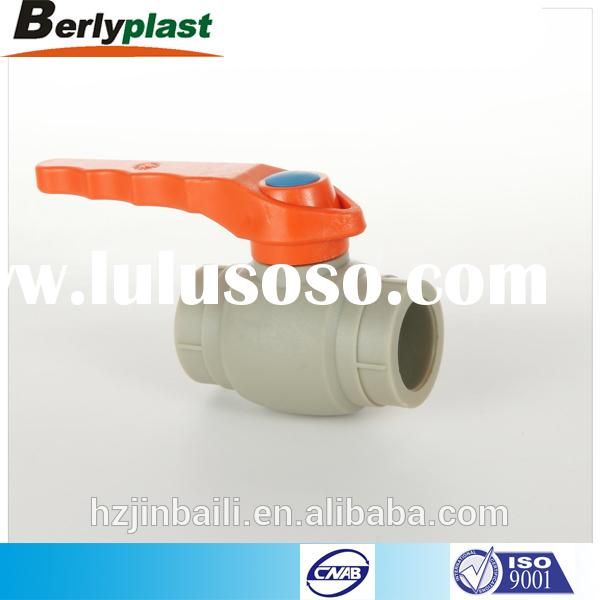 New Hot Accessory Pipe Fitting High Pressure Ball Valve