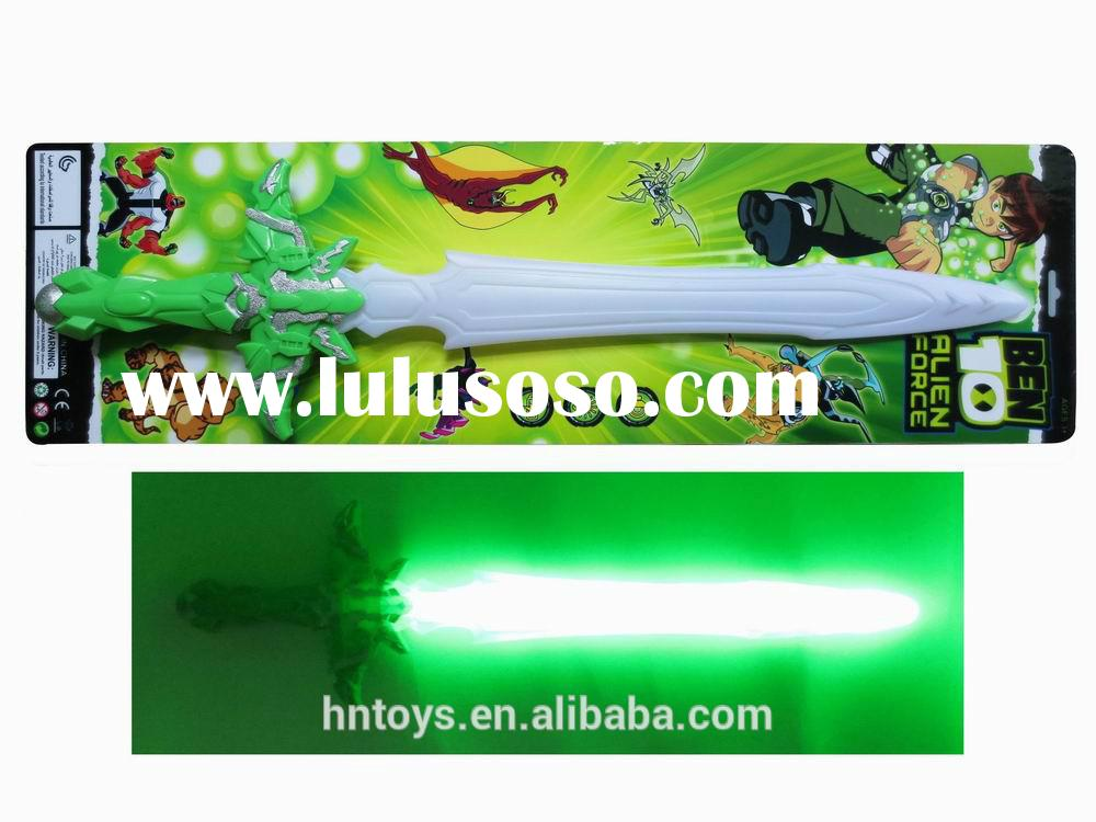 ShanTou factory plastic cheap toy swords for kids