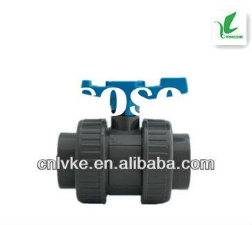 ball valve manufacturer /manual operated valve/valve and pvc pipe fitting