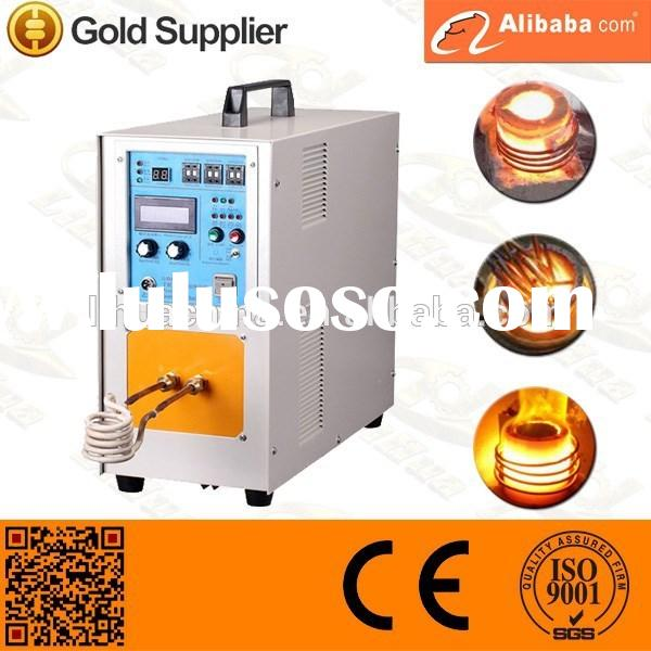 copper melting/smelting machine, induction melting machine, small melting furnace