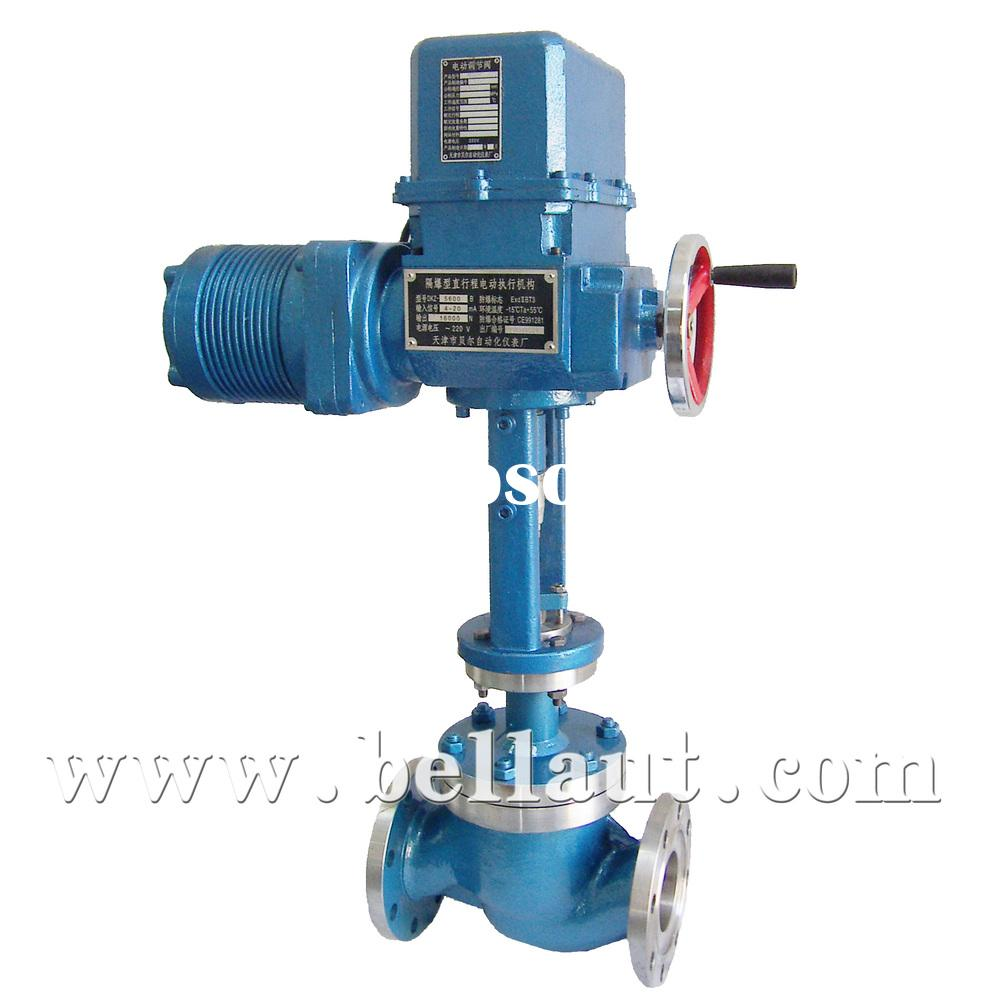 Types of flow control valves types of flow control valves for Motorized flow control valve