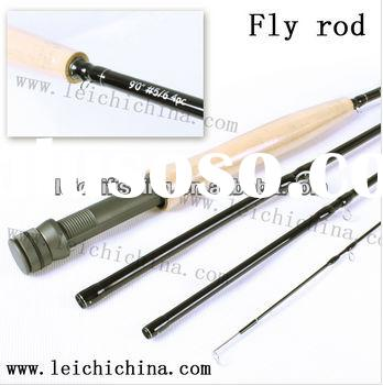 hot sale high quality carbon fly rods for fishing