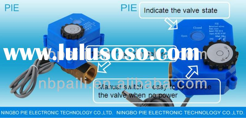 wireless supply valve automatic water shut off valve for water supply system