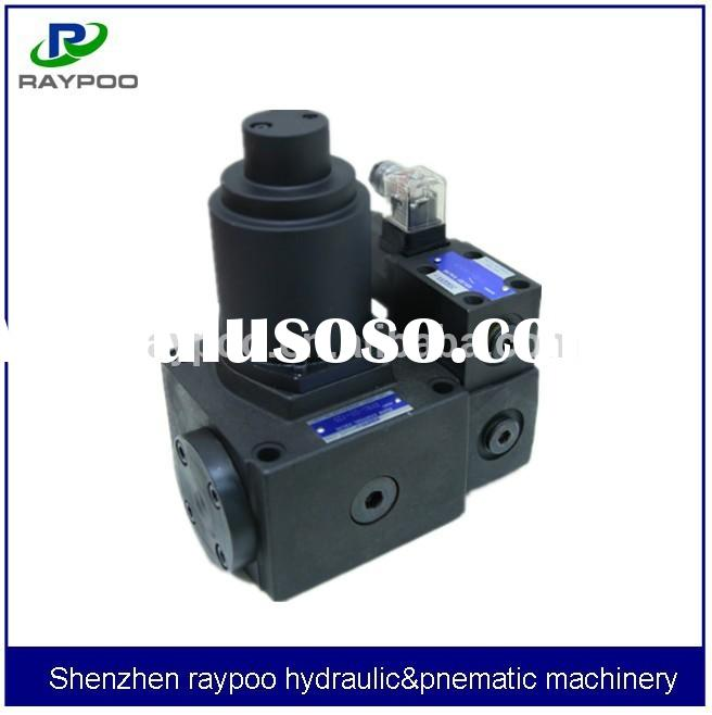 yuken type proportional electro-hydraulic relief and flow control valves EFBG-03/-6/10