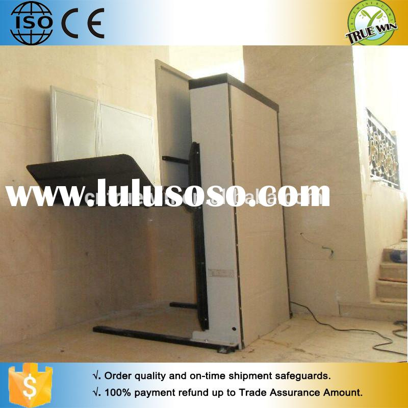18FEET barrier free lifting platform used home elevators for sale