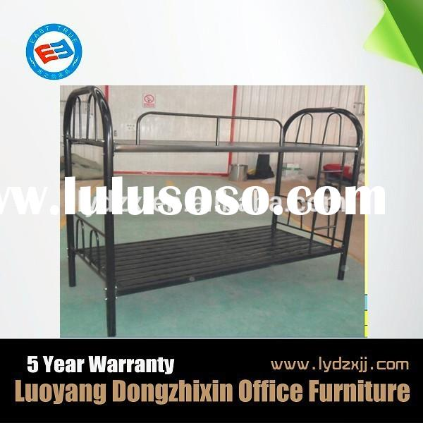 2015 Hotsale unassembled double deck bunk beds /hospital metal bed for sale