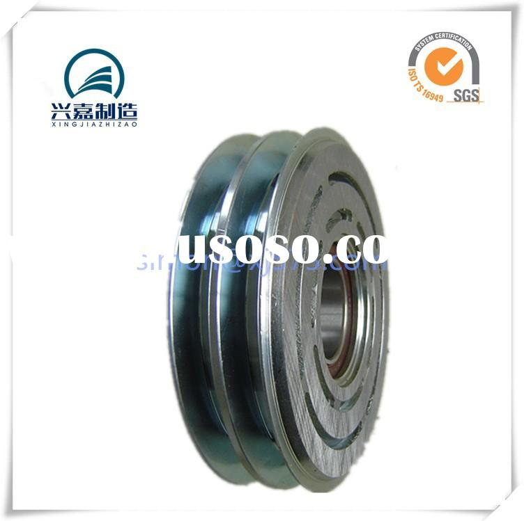 Auto motor air condition compressor pulleys M