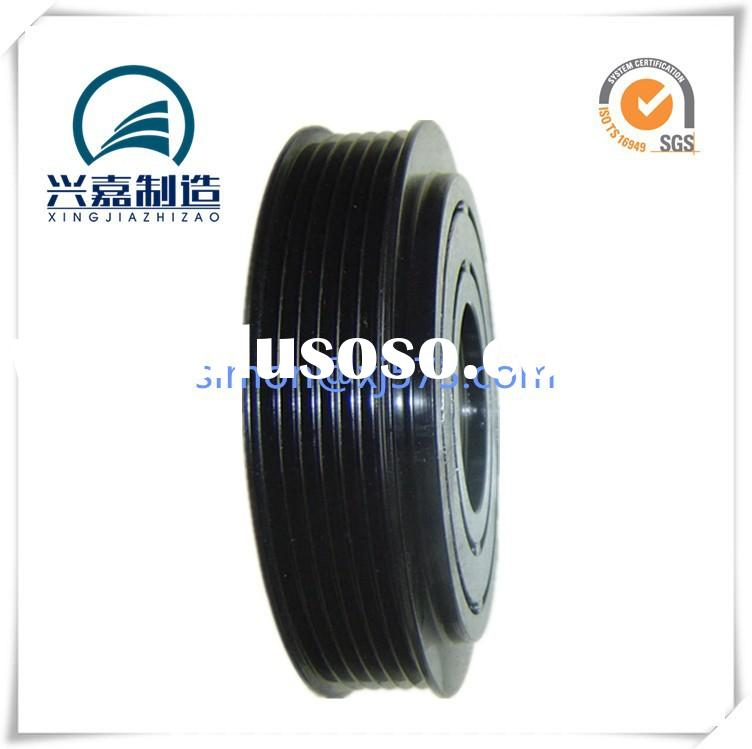 Auto motor air condition compressor pulleys