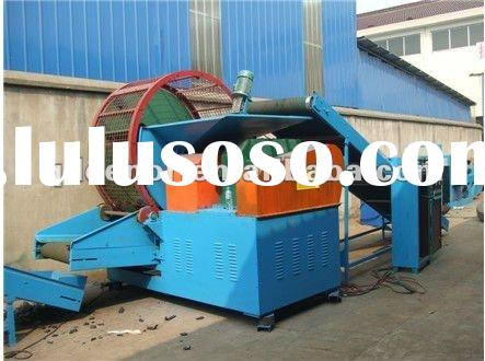 Automatic type Whole Tire Shredder machine for sale
