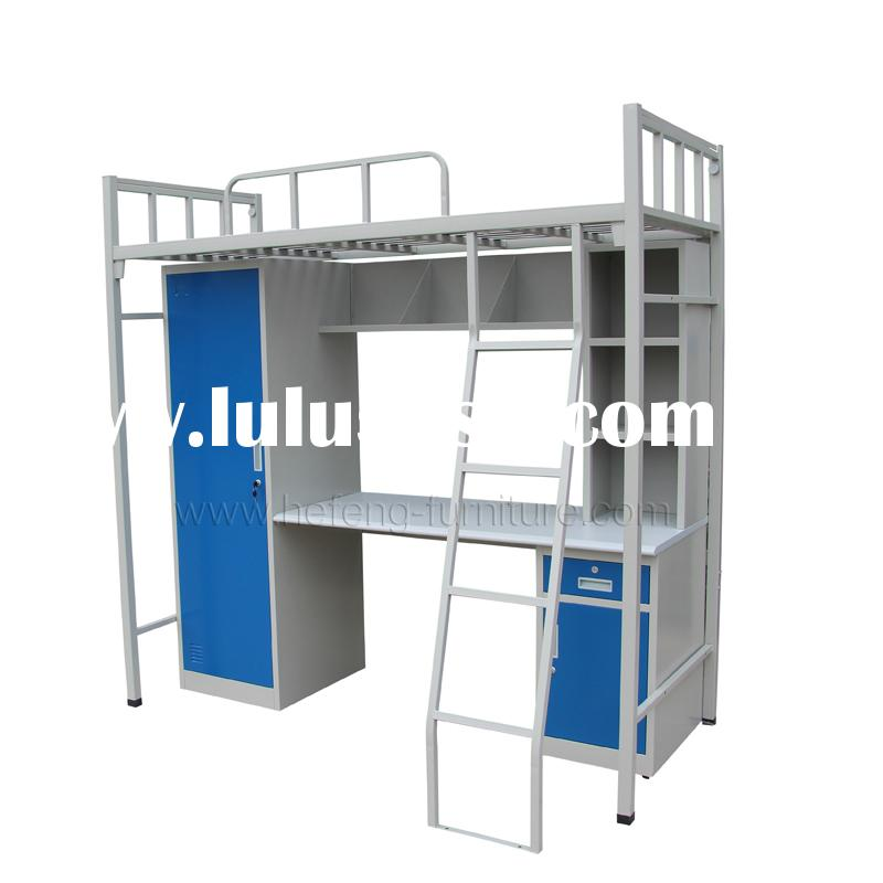 Double Deck Bed Design for Sale