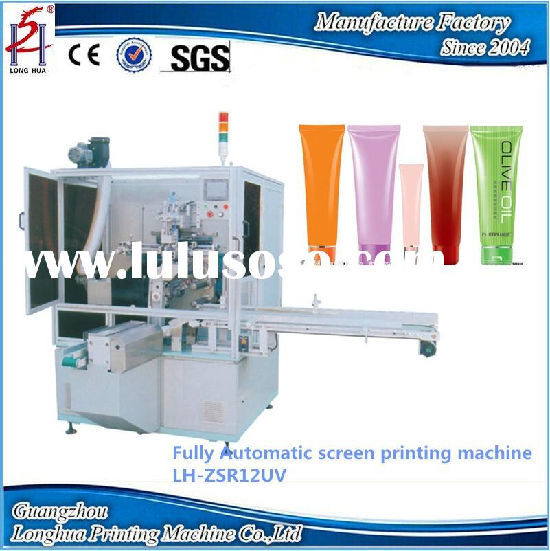 High Speed Fully Automatic Silk Screen Printing Equipment Machine For Sale China Manufacturer