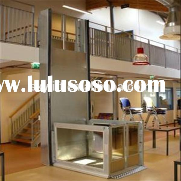 Hydraulic stationary used home elevators for sale