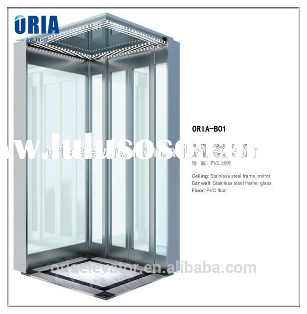 ORIA used home elevators/glass home elevator/used home elevators for sale