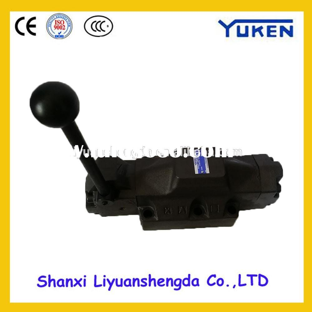YUKEN DMG-06 Hydraulic Manually Operated directional control valves