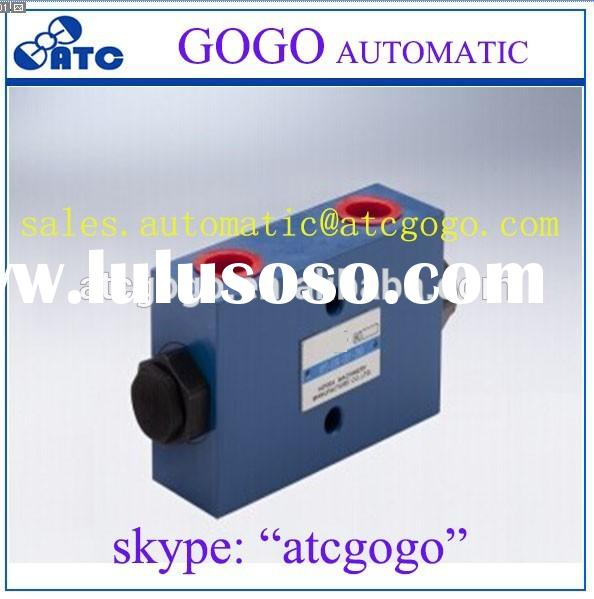 hydraulic-operated check valve hydraulic valves for sale high pressure solenoid valve air 12 v