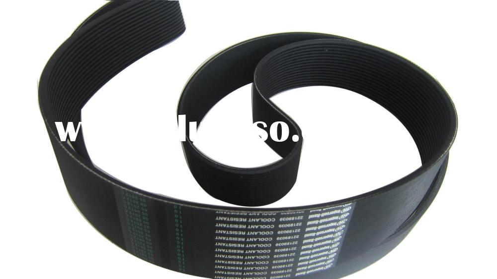 industry air compressor belt driver 22108369 V-belt for rotary compressor v-belt pulley for motor
