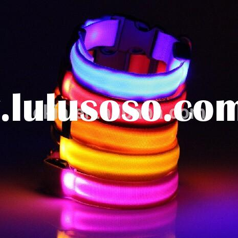 led pet light Flashing Dog Collar to Keep Your Dog Safe