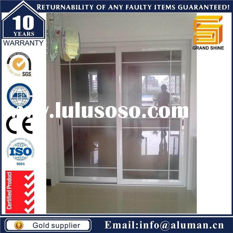 residential architectural design steel security fiberglass entry door with glass and frame