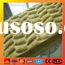 sound insulation felt fireproof material for fireplace rock wool insulation