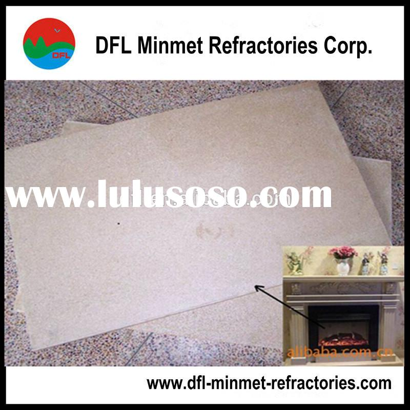 vermiculite board fireproof material for fireplace