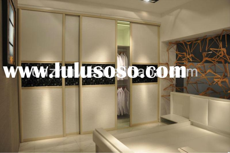 Bedroom furniture sliding door bedroom closet wardrobes
