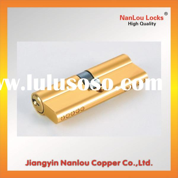 High Security Euro door lock Cylinder Lock ,lock cylinder yiwu price