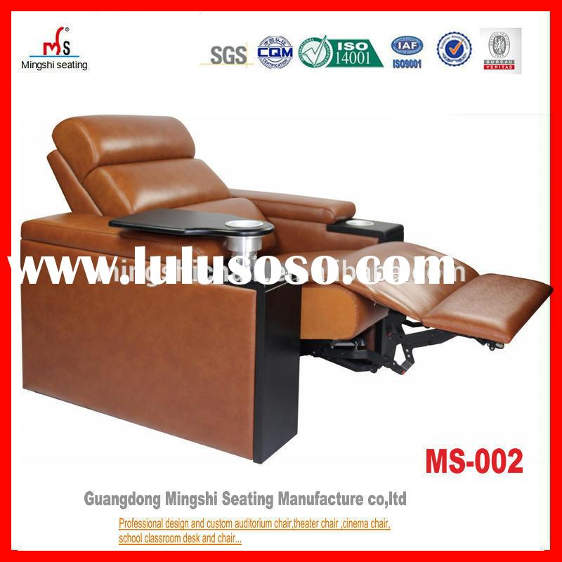 Home theater system sofa furniture by Foshan home theater projector