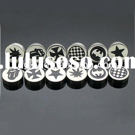 Images of earrings for men ear expander body jewelry ear gauges