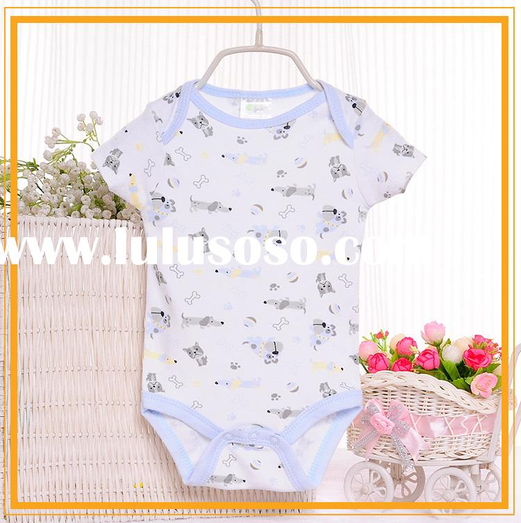 Japanese high quality cute and colorful newborn baby girls party wear dress BB073