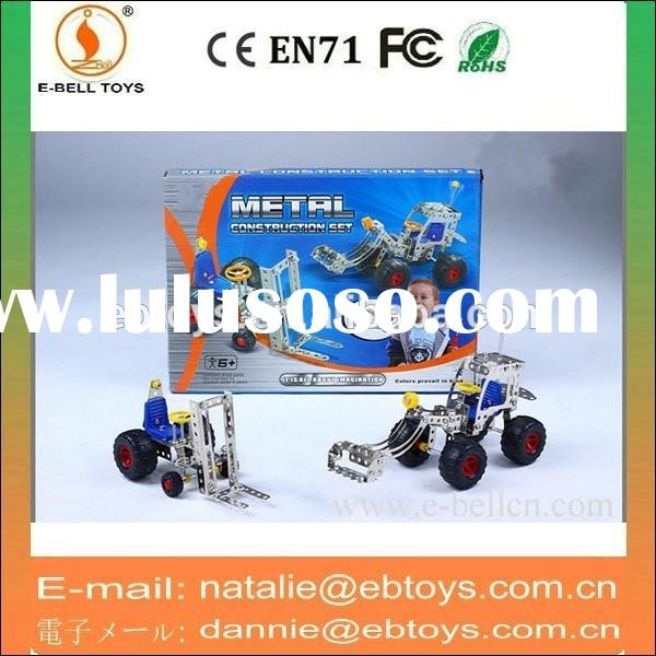New product DIY metal construction toys for kids
