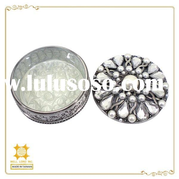 Wholesale accessory storage jewelry decorative pill boxes