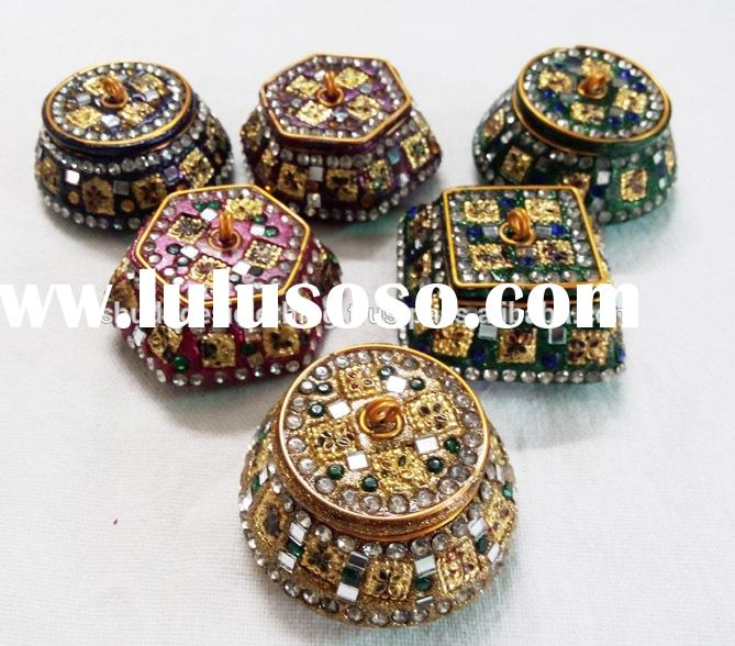 Wholesale 200 Pcs Lot Jewelry Boxes,Lac Box