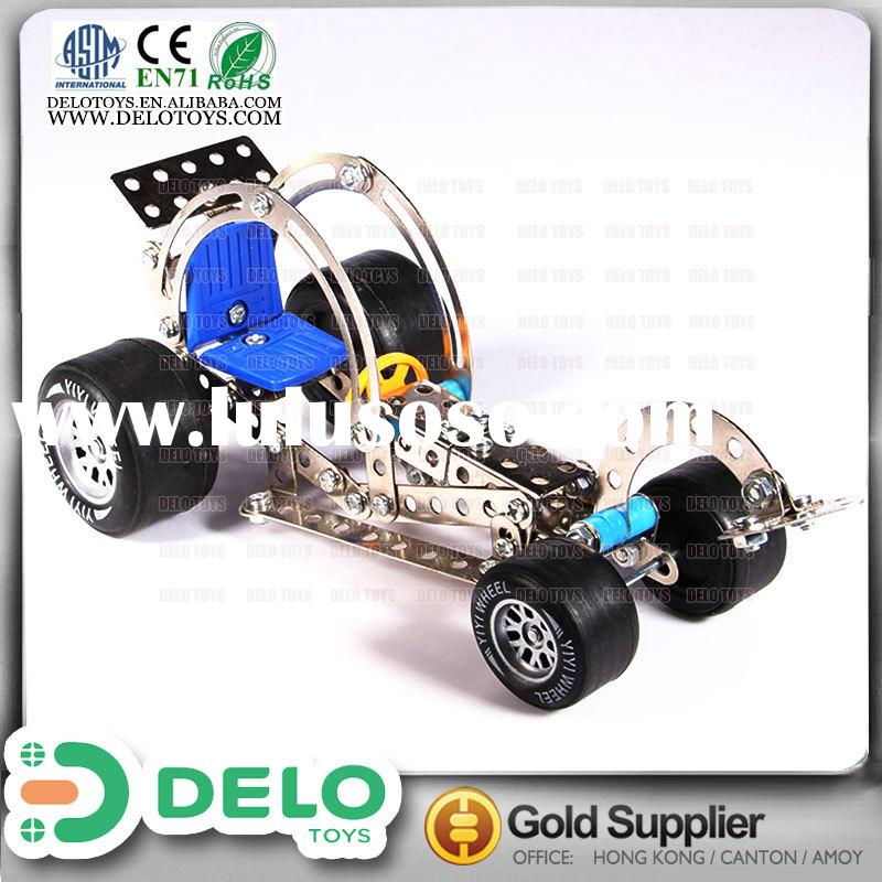 gift for engineers assembly racing car assembly toys building blocks metal construction toys diy ass