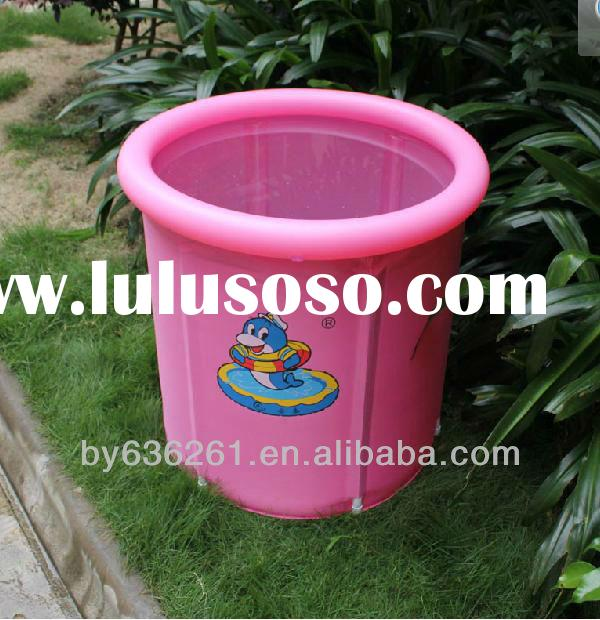 Mini Outdoor Hard Plastic Swimming Pools Baby Inflatable Bathtub