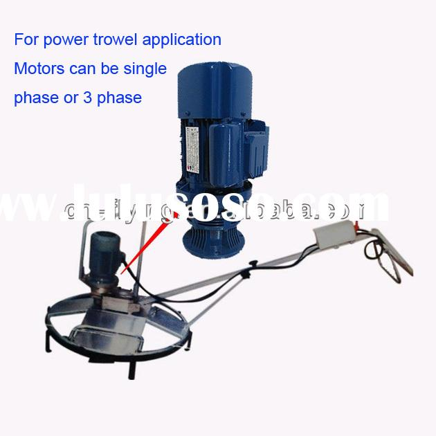 WB series cycloid planetary gear reducer speed reducer gearbox with electric motor for trowelling ma