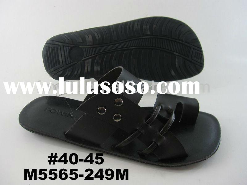 beautiful italian mens leather sandals
