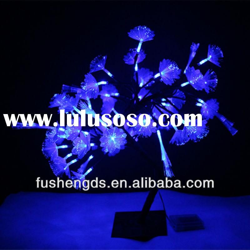 Battery Operated Christmas Blue Tree Light