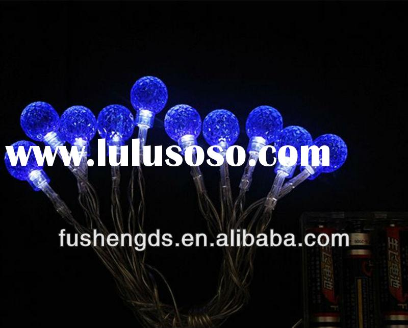 Blue Color Battery Operated Christmas Decorative Light